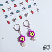 Flower Child Earrings Starlight