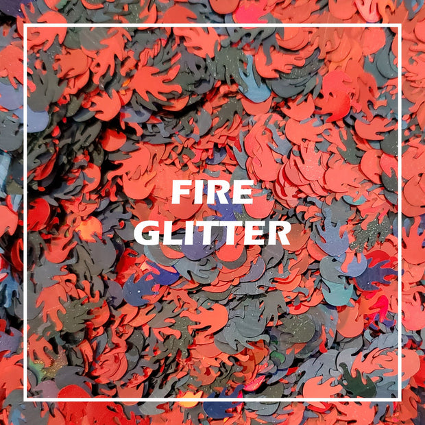 Fire Glitter - Starlight