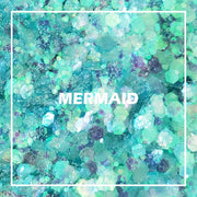 Mermaid Chunky Glitter - Starlight