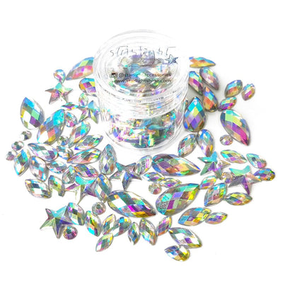 Iridescent Loose Gems - Starlight