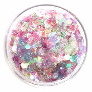 Mermaid Song Chunky Glitter - Starlight