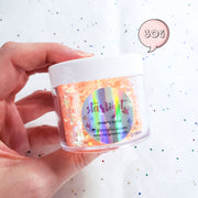 Pop Disco Chunky Glitter - Starlight