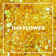 Sunflower Chunky Glitter - Starlight