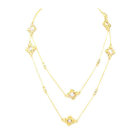 Bethany Gold Necklace