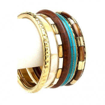 Alicia Bangle Set