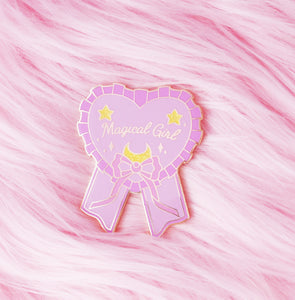Magical Girl Pins - LoveAprilMoon