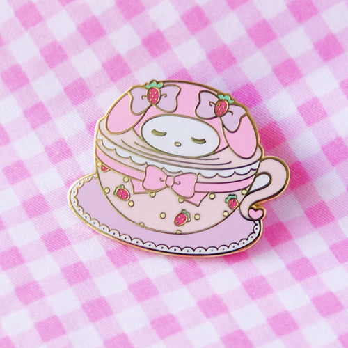 Melody Latte Pin