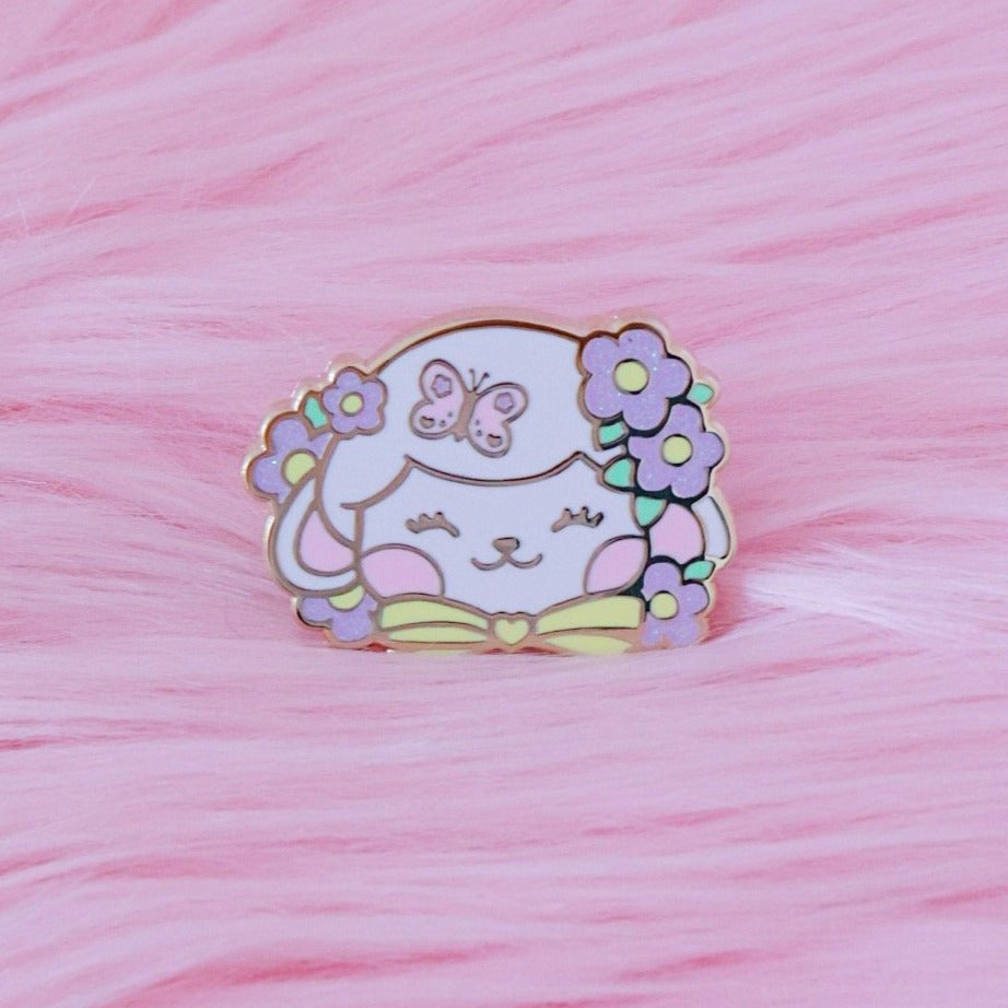 Lottie Flower Pin