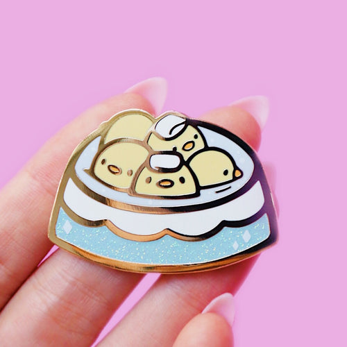 Mt. Fuji Bath Duck Pin