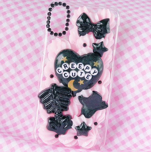 Creepy Cute iphone x case - LoveAprilMoon