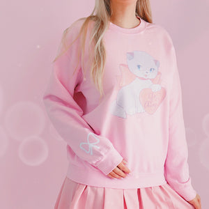 Go Away Crew Sweater