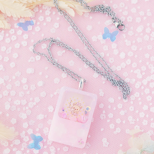 Rila Game Shaker Necklace