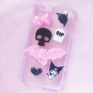 Kuromi Made to Order Case - LoveAprilMoon