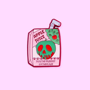 Pastel Apple Juice Pin