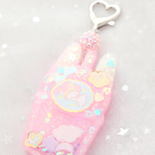 Melody Bunny Drink Shaker Charm