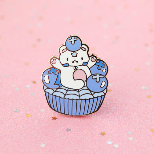 Boo Berry Pin