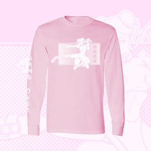 Flawed Chun Li Long Sleeve