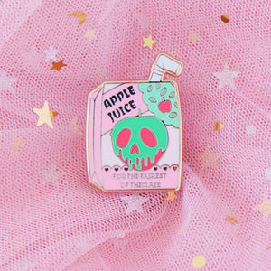 Apple Juice v2 Pin