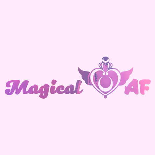 Magical AF Decal - LoveAprilMoon