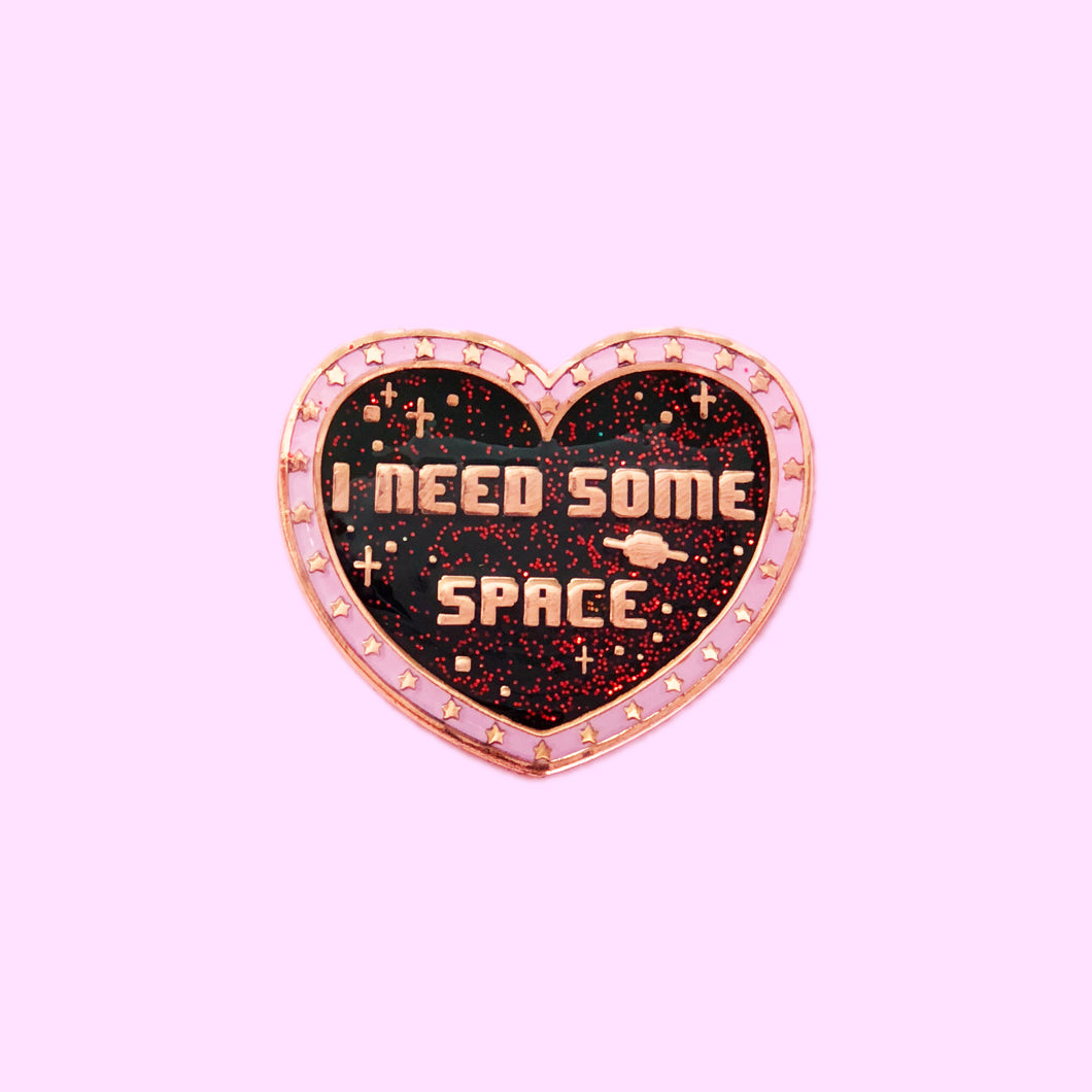Need Space Pin