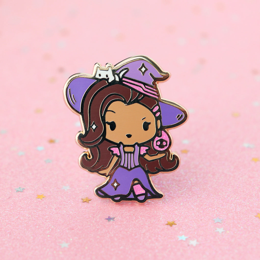 OverWitch Sombra Pin