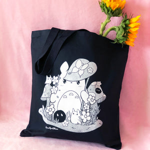 Forest Totoro Tote Bag