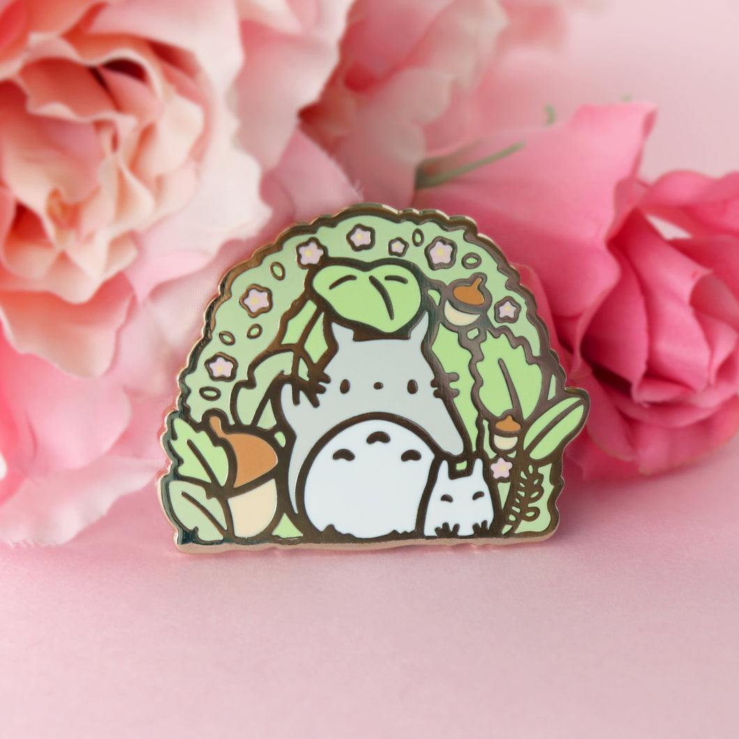 Totoro Forest Pin