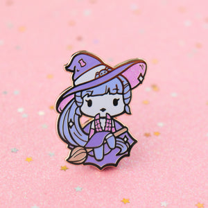 OverWitch Widowmaker Pin