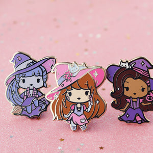 Overwitch Pin Set