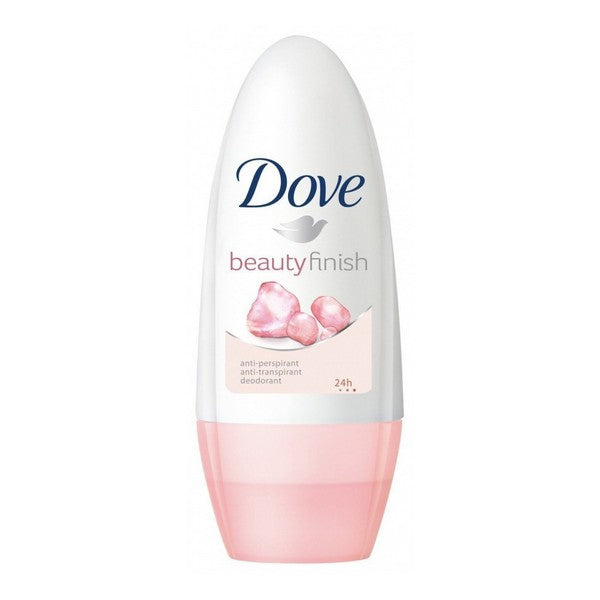 Deodorant Roll-On Beauty Finish Dove (50 ml)