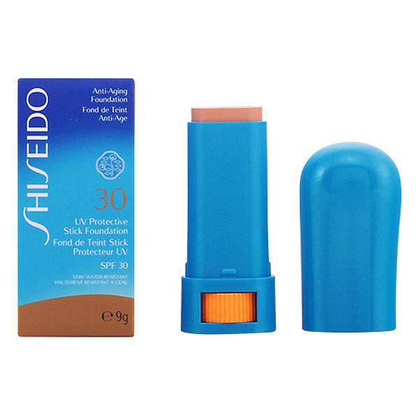 Machiaj tip stick Sun Protection Shiseido Waterproof Ocru