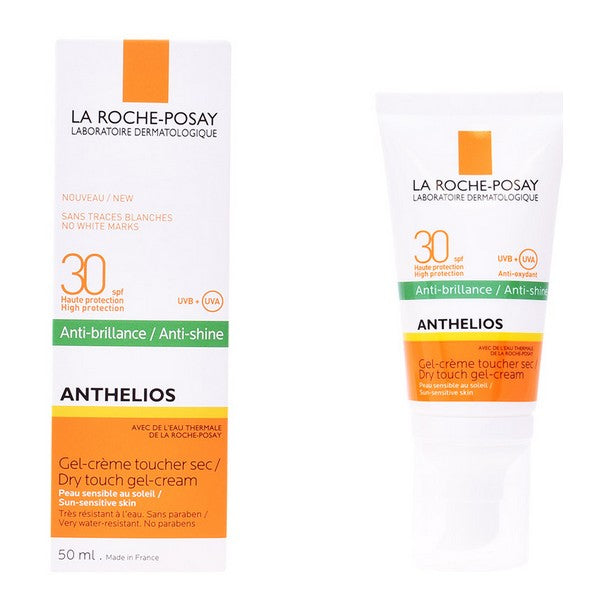 Protector Solar Gel Anthelios Dry Touch La Roche Posay Spf 30 (50 ml)