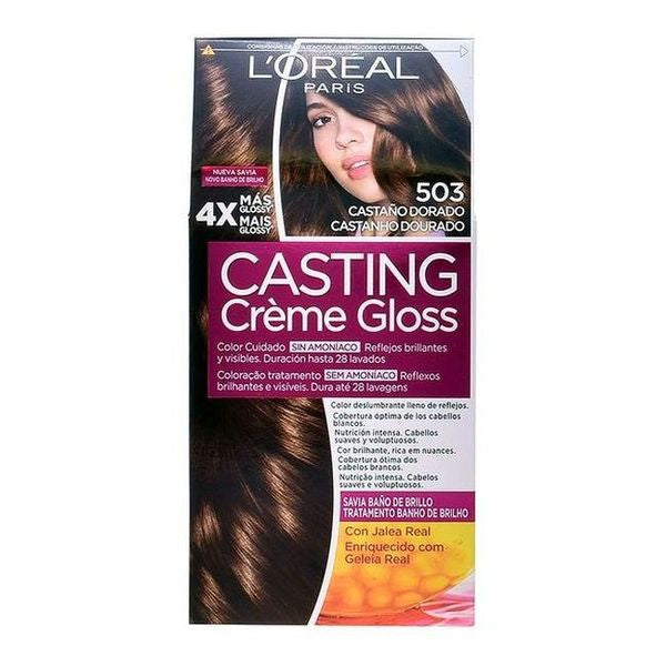 Vopsea Fără Amoniac Casting Creme Gloss L'Oreal Make Up
