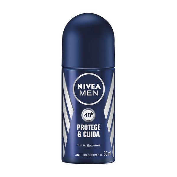 Deodorant Roll-On Men Protege & Cuida Nivea (50 ml)