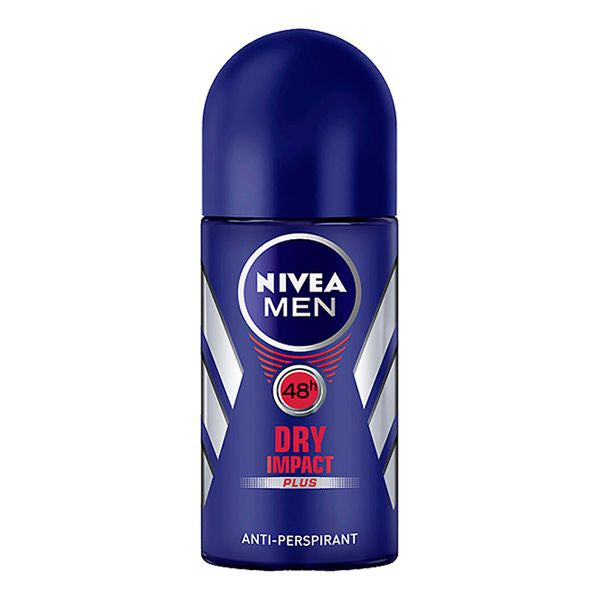 Deodorant Roll-On Dry Impact Nivea (50 ml)