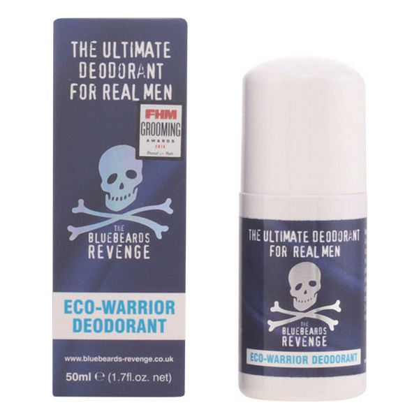 Deodorant Roll-On The Ultimate For Real Men The Bluebeards Revenge