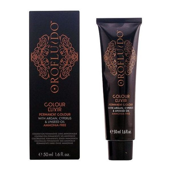 Vopsea Fără Amoniac Colour Elixir Orofluido (50 ml)
