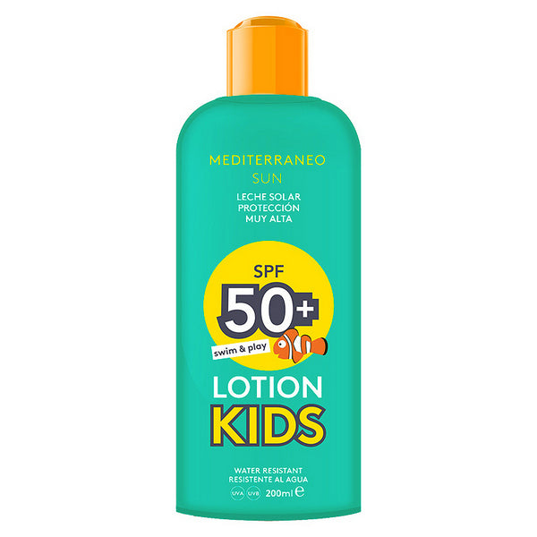 Lapte Solar Kids Swim & Play Mediterraneo Sun SPF 50 (200 ml)
