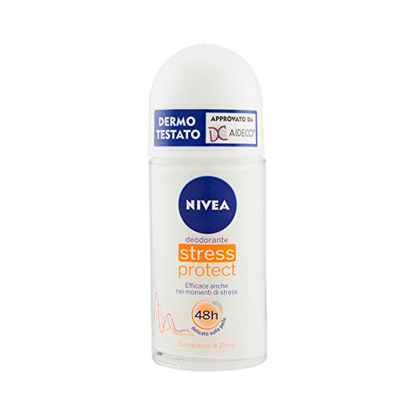Deodorant Roll-On Stress Protect Nivea (50 ml)