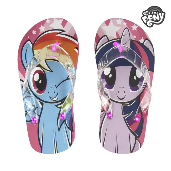 Șlapi cu LED My Little Pony 73086