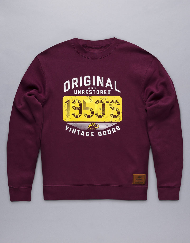 Color: Maroon.