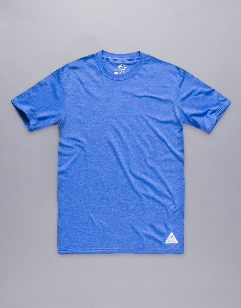 Style: Male, Color: Heather Blue.