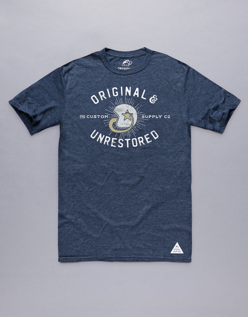 Style: Male, Color: Heather Navy.