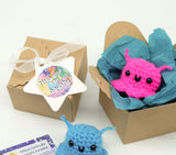 Cute Squishy Alien Adoption Gift Box - Anxiety Gift