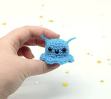 Cute Squishy Alien Space Creature Keyring