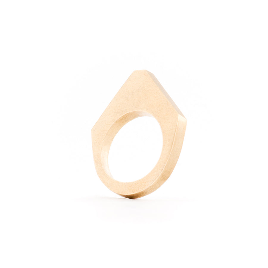 ONE POINT RING