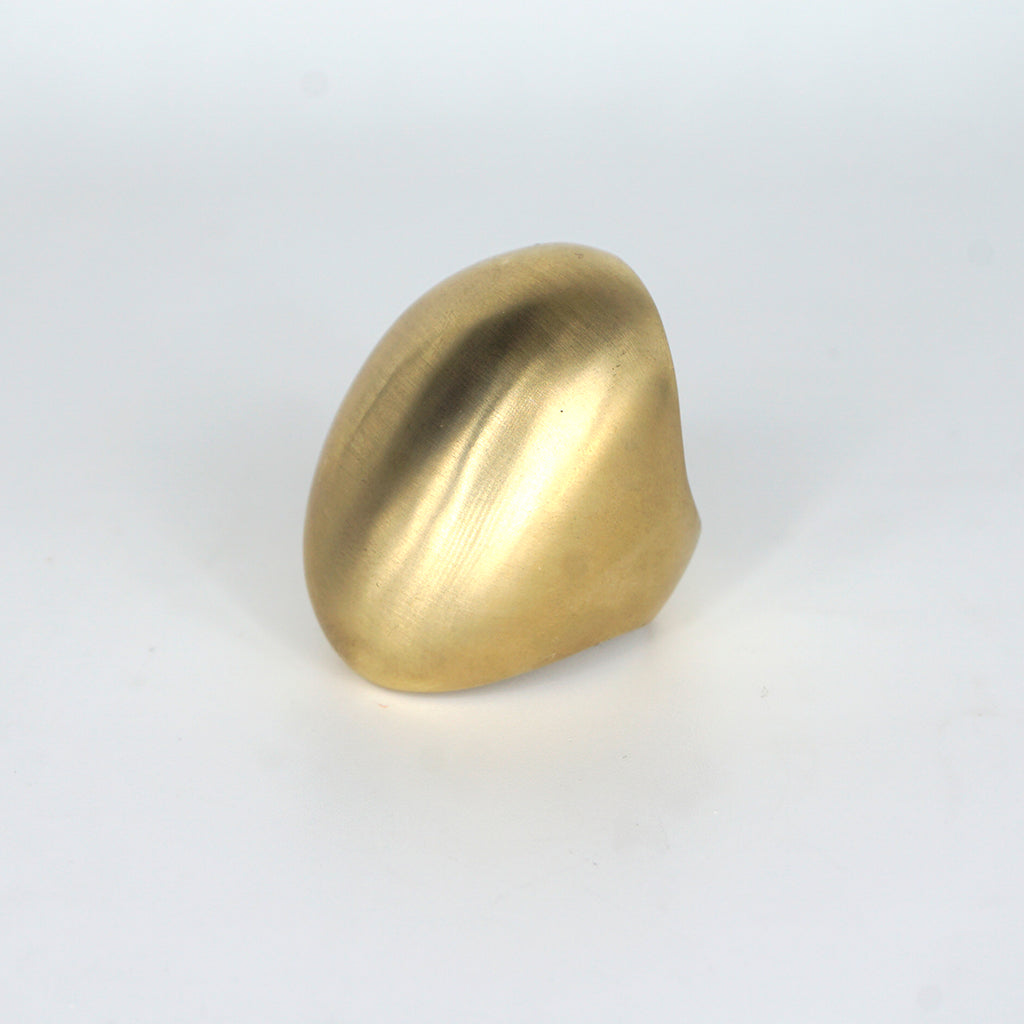Oval Shield ring