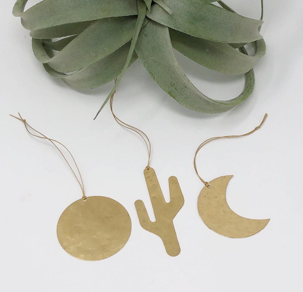 Sonoran Ornament Set