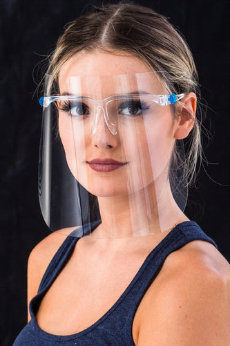 Fashion Plastic Face Shield