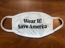 WEAR IT SAVE AMERICA
